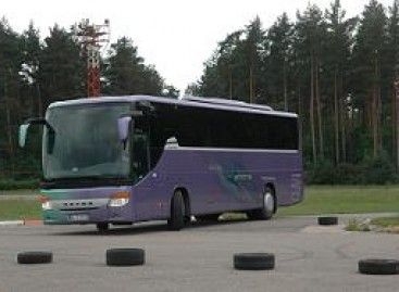 Niurburgringo trasoje – autobusai