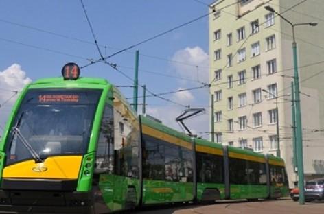 """Į Poznanę pristatytas pirmasis """"Solaris Tramino"""""""