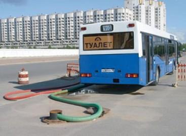 Autobusas-tualetas