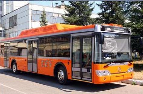 LIAZ- su Euro 6 varikliu