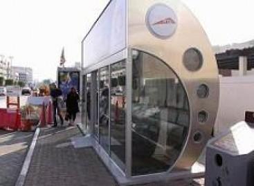 Autobusų stotelės – su kondicionieriais