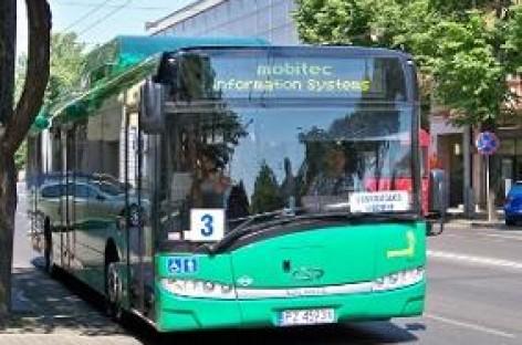 """""""Solaris Urbino 12 CNG"""" atvyko į sostinę"""