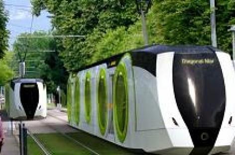 Moderniu tramvajumi – į ateitį