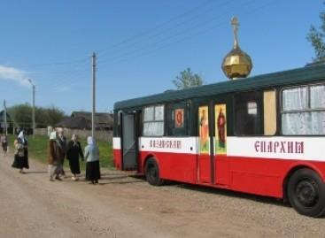 Autobusas-bažnyčia