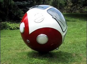 Autobusiukas – kamuolys