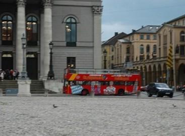 Vokietijoje liberalizuotas vežimas tarpmiesčio autobusais