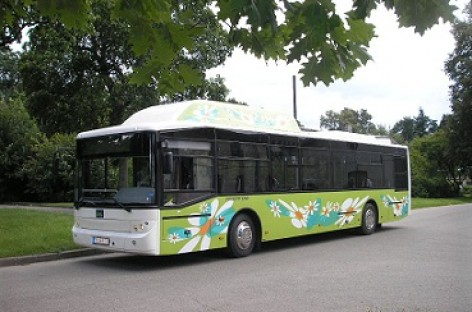 """Lietuvoje – """"BMC Procity CNG"""" autobusas"""