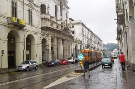 Magiškoji Pjemonto sostinė – Turinas