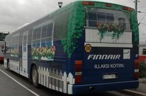 Suomijos autobusuose – privalomi alkoholio matuokliai
