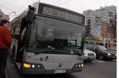 Keičiasi kai kurių stotelių pavadinimai Vilniuje