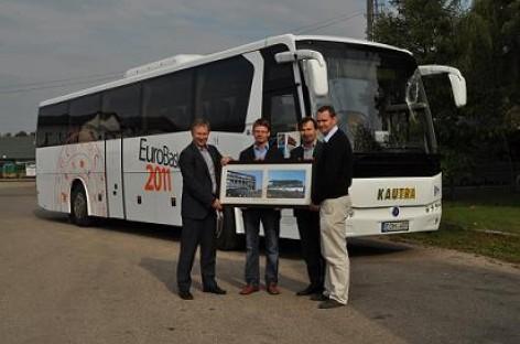 """""""Kautra"""" sėkmingai įvykdė įsipareigojimus """"EuroBasket 2011"""""""