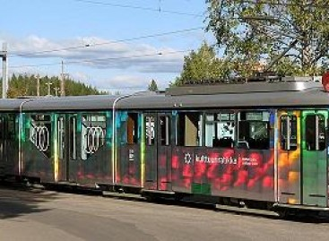 "Po Helsinkį – ""kultūriniu"" tramvajumi"