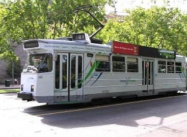 Melburno vizitinė kortelė – tramvajus