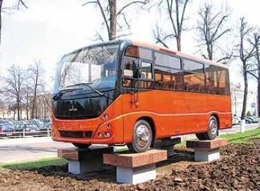 Paminklas autobusui