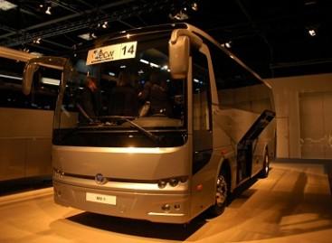 """Geriausiu 2012-ųjų midi autobusu pripažintas """"Temsa MD9"""""""