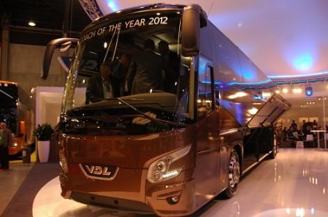 """""""Busworld Europe 2011"""" apdovanotas """"Metų autobusas"""""""