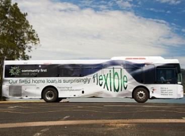 Stebėtinai lankstus autobusas