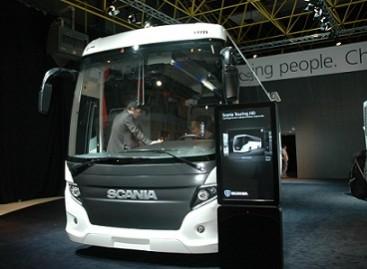 """""""Busworld Europe"""" – nauja """"Scania"""" autobusų šeimyna"""