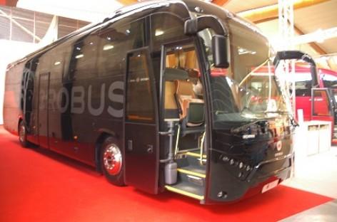 """""""Busworld Europe 2011"""" – tarptautinė """"Crobus Zora"""" premjera"""