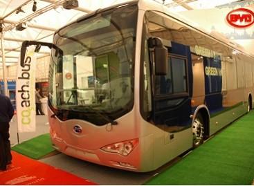 Varšuvoje išbandytas elektrinis autobusas