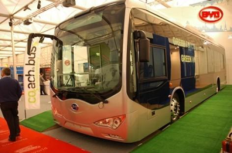Nyderlanduose – elektriniai autobusai