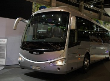 """Irizar""  – be ""Scania"""