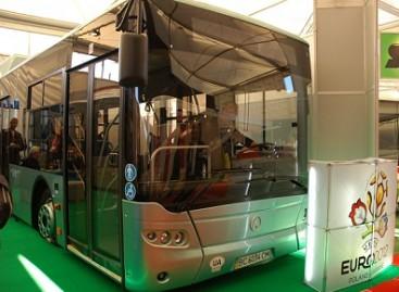 Ukrainoje – valstybės parama naujiems autobusams įsigyti