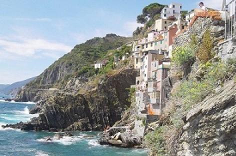 Ligūrijos perlas – Cinque Terre