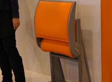 """""""Ster"""" sėdynės – taupiam važiavimui"""