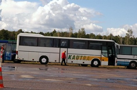 Geriausiems autobusų vairuotojams – IRU apdovanojimai