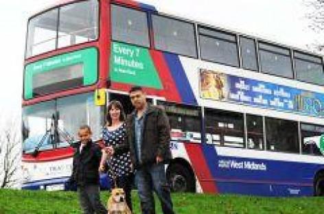 Prieš penkerius metus pavogtas šuo grįžo namo autobusu