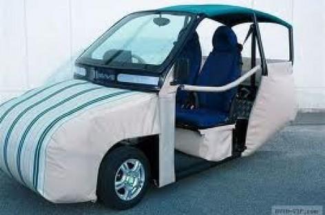 Japonai pristatė saugiausią automobilį