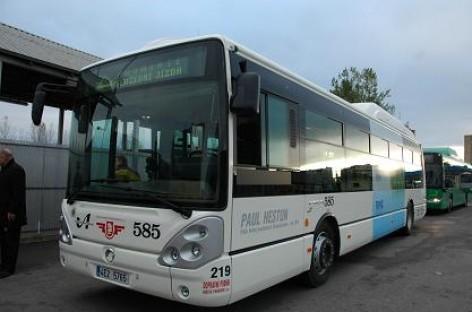 Taline – dešimt autobusų, nupirktų pardavus taršos leidimus