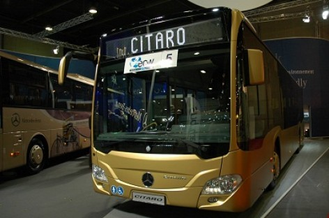 """Busworld Europe 2011"" – atnaujintas ""Mercedes-Benz Citaro"""