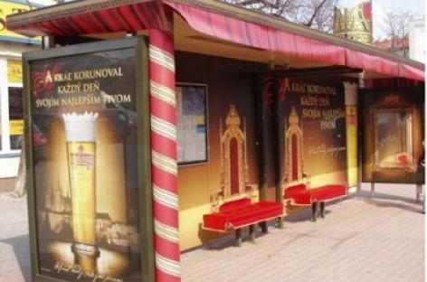 Karališka autobusų stotelė