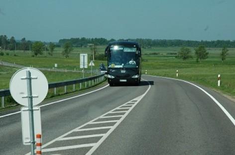 Prancūzijoje žadama mažinti maksimalų leistiną greitį
