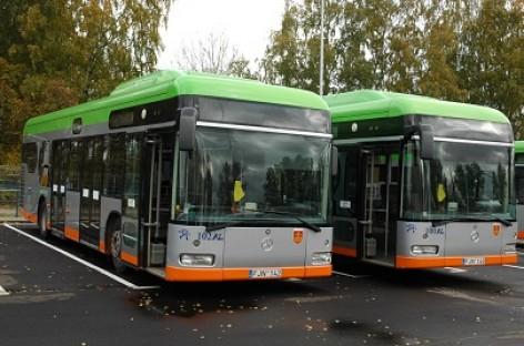Metų keleivių vežėjas – Klaipėdos autobusų parkas