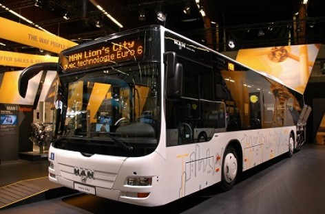 """Busworld Europe"" – dvi ""MAN Truck and Bus"" naujienos"