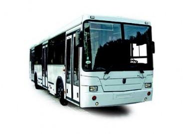 NEFAZ pristatė elektrinius autobusus