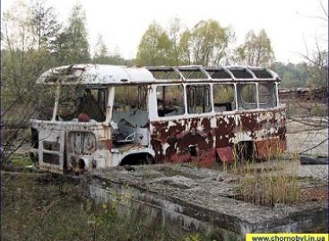 PAZ-672 – Černobylio aukos