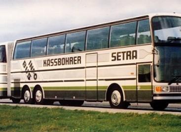 """Setra SG 221 HDS"" – autobusas su priekaba"