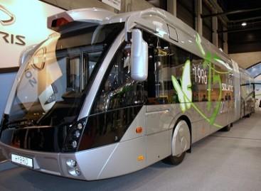Panevėžiečiai važinės hibridiniais autobusais