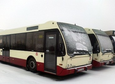 Ukmergės autobusų parkui – 20