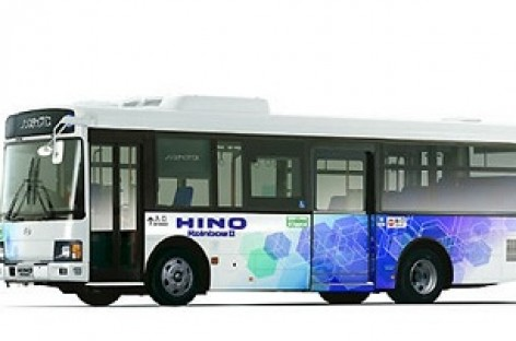 Hino Rainbow II: svarbiausia – saugumas