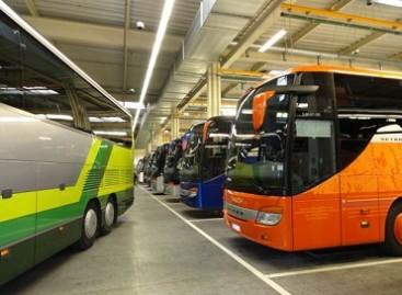 "IGOM mugėje – ""Setra"" autobusai"