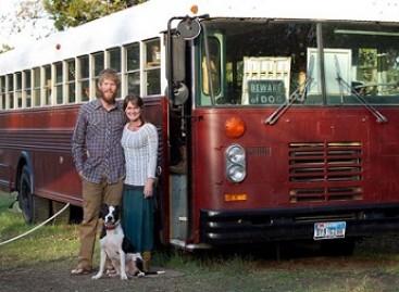 Gyvenimas autobuse