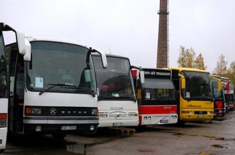 2011-ųjų keleivinio transporto statistika: situacija stabilizavosi