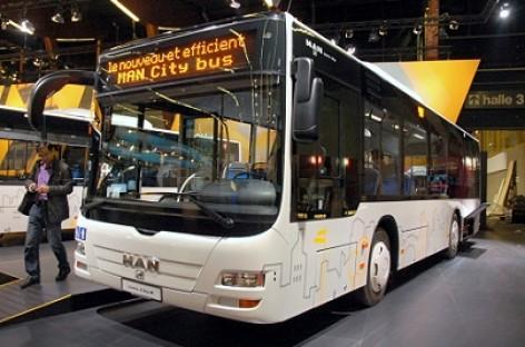 Jelgavoje – serijinė autobusų gamyba