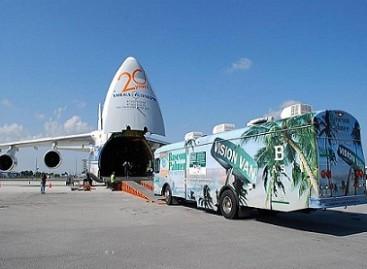 Autobusai ateina į pagalbą katastrofų aukoms