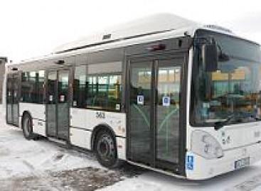 Šiauliečiai važinės naujais Irisbus autobusais